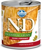 N&D DOG ANCESTRAL (LOW) GRAIN Adult Chicken & Pomegranate 285g - akce 1+1ZDARMA