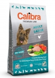 Calibra dog Premium Line ADULT LARGE 12kg + 3kg ZDARMA