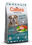 Calibra dog Premium Line SENIOR & LIGHT 12kg +3kg ZDARMA