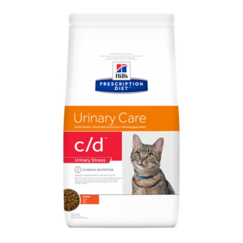 Hills Feline C/D Urinary Stress 400g