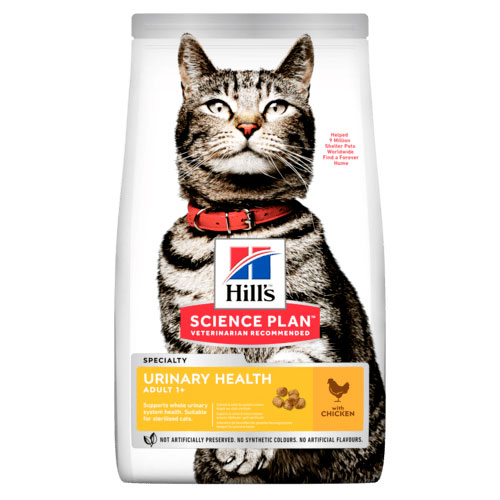 Hill's Fe SP Adult Urinary Health Chicken 7kg