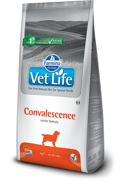 Vet Life Natural Dog Convalescence 2kg