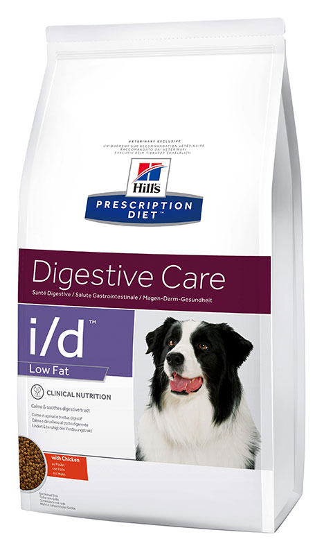 Hills Canine i/D Low Fat 1,5kg
