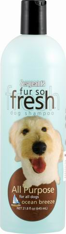 Sergeant´s Fur-So-Fresh Dog All Purpose 532ml