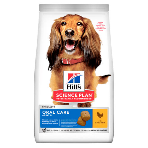 Hill's Ca SP Oral Care Adult Medium Chicken 12kg