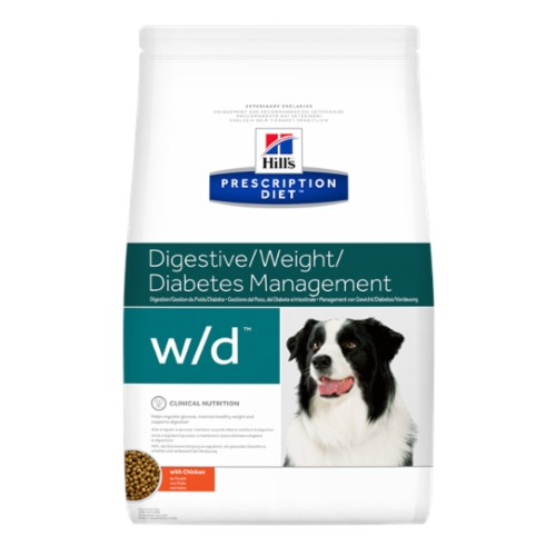 Hills Canine W/D 12kg