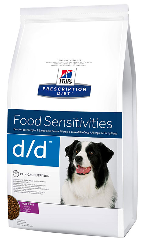 Hills Canine D/D Duck and Rice 2kg