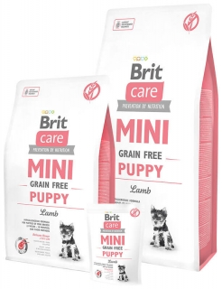 Brit Care Mini Grain Free Puppy 7kg