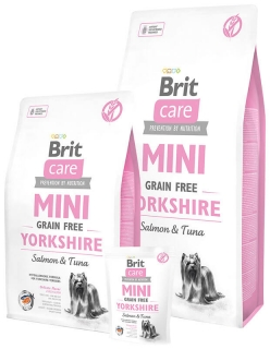 Brit Care Mini Grain Free Yorkshire 7kg