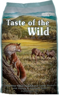 Taste of the Wild Appalachian Valley Small Breed 2kg