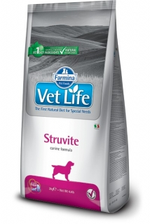 Vet Life Natural Dog Struvite 2kg