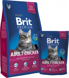 Brit Premium Cat Adult Chicken - 800g