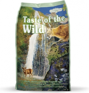 Taste of the Wild kočka Rocky Mountain Feline 7kg