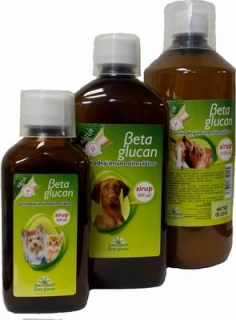 Beta Glukan sirup 500ml