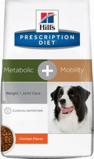 Hills Canine Dry Adult Metabolic + Mobility 4kg
