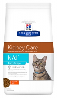 Hills Feline K/D Early Stage 1,4kg