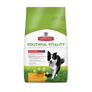 Hill's Canine Adult 7+ Youthful Vitality Medium 2,5kg