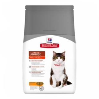 Hill´s Feline Adult Hairball Control 300g
