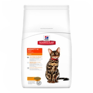 Hill´s Feline Adult Light 10kg