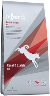 Trovet pes Renal a Oxalate RID 3kg