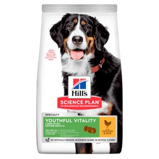 Hill's Ca SP Mature Adult 5+ Youthfull Vitality Large Chicken 2,5kg