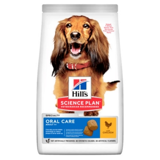 Hill's Ca SP Oral Care Adult Medium Chicken 2kg