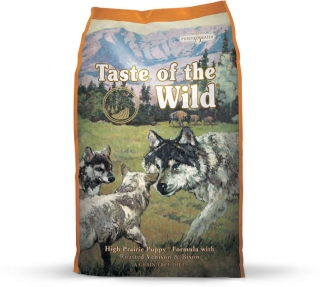 Taste of the Wild High Prairie Puppy 5,6kg