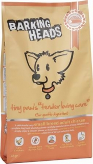BARKING HEADS Tiny Paws Tender Loving Care 4kg