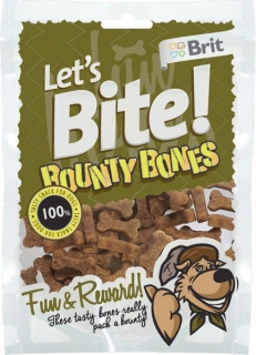 Brit Let's Bite Bounty Bones 150g