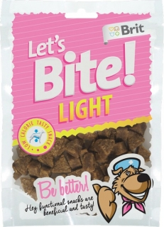 Brit Let's Bite Light 150g