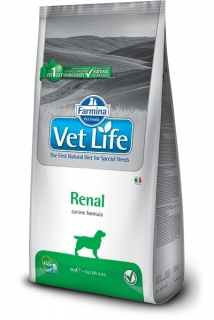 Vet Life Natural Dog Renal 12kg