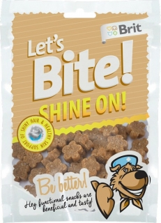 Brit Let's Bite Shine On! 150g