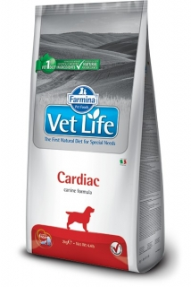 Vet Life Natural Dog Cardiac 10kg