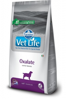 Vet Life Natural Dog Ossalati 12kg