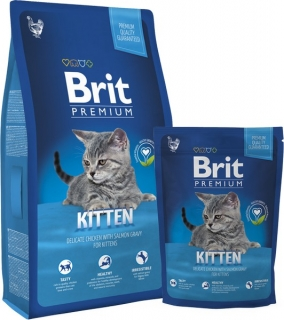 Brit Premium Cat Kitten - 1,5kg