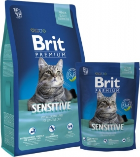 Brit Premium Cat Sensitive - 1,5kg