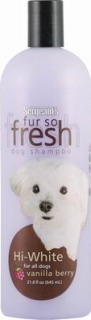 Sergeant´s Fur-So-Fresh Hi-White 532ml