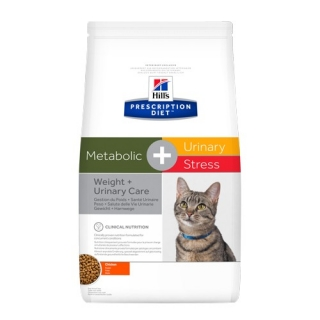 Hills Feline Dry Adult Metabolic + Urinary Stress 1,5kg