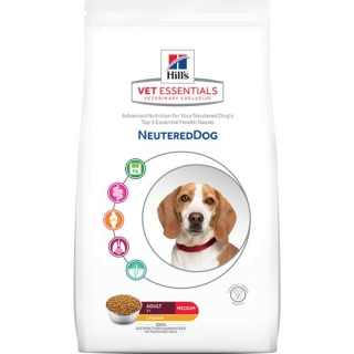 Hill's Canine VetEssentials Dry Neutered Medium 10kg