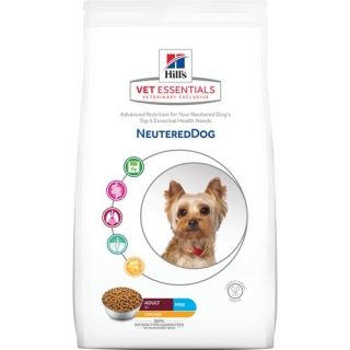 Hill's Canine VetEssentials Dry Neutered Mini 1,5kg