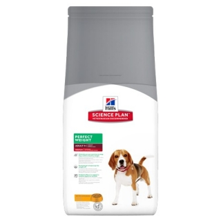 Hill's Canine Dry Adult Perfect Weight Medium 2kg
