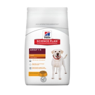 Hill´s Canine Adult Light Large Breed 12kg