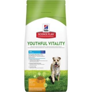Hill's Canine Adult 7+ Youthful Vitality Mini 2,5kg