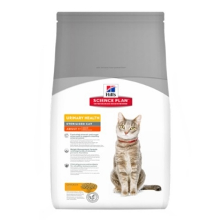 Hill´s Feline Adult Urinary Health Sterilised Cat 1,5kg