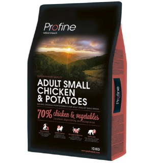 Profine Adult Small Chicken & Potatoes 10kg