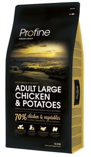 Profine Adult Large Breed Chicken & Potatoes 15kg