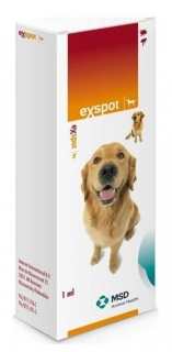 Exspot spot on 1x1ml