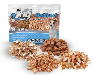 Calibra Joy Dog Multipack Mini Mix 4x50g