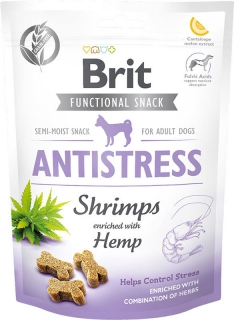 Brit Care Dog Functional Snack Antistress Shrimps 150g