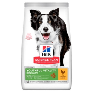 Hill's Ca SP Mature Adult 7+ Youthfull Vitality Medium Chicken 2,5kg